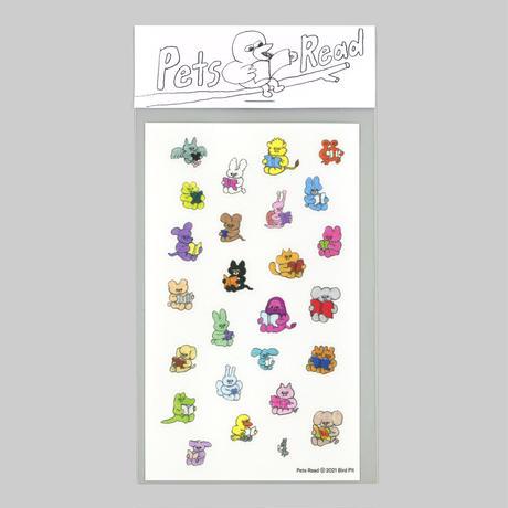 Bird Pit/ Pets Read(それぞれ)