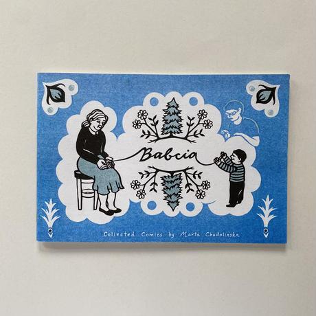 Marta Chudolinska|Babcia - Collected comics