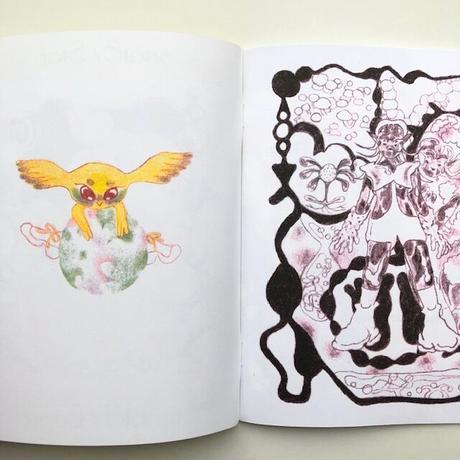 Juli Majer  Stone/Star Bloom/Loop