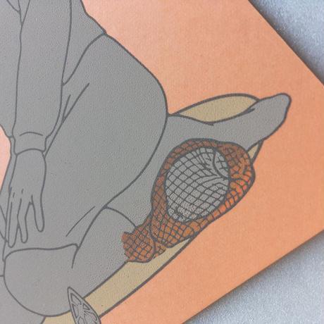 0.1  夕焼け色のカード
