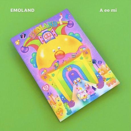 A ee mi|EMOLAND/ 情緒樂園