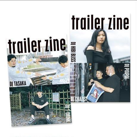 金相佑/김상우 trailer zine vol.1&2セット