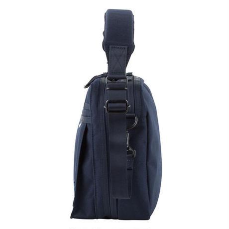NEWTON SHOULDER BAG -BLACK-