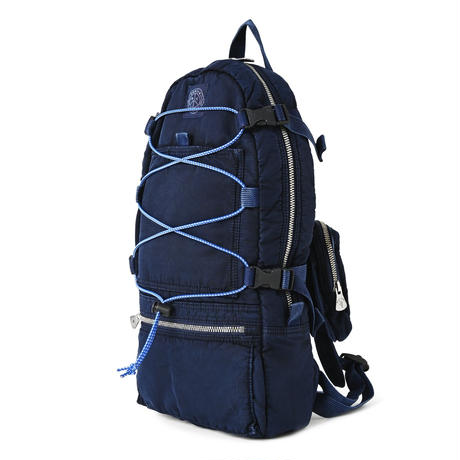 SUPER NYLON DAY PACK -INDIGO BLUE-