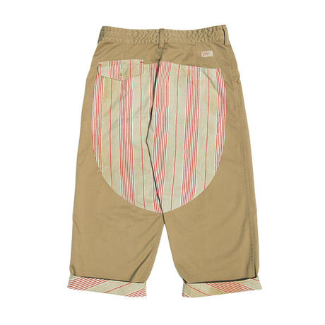 CHINO WIDE PANTS -FRENCH VINTAGE SPECIAL-