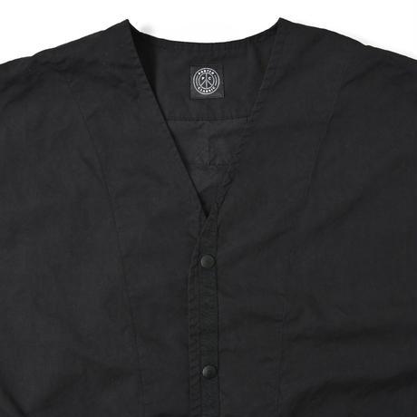 京都店限定 WEATHER CARDIGAN COAT -BLACK-