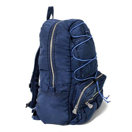 SUPER NYLON DAYPACK L -INDIGO BLUE-