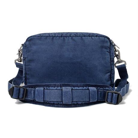 SUPER NYLON SHOULDER BAG S -INDIGO BLUE-