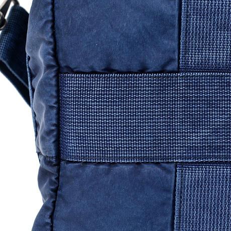 SUPER NYLON TOTE BAG -INDIGO BLUE-