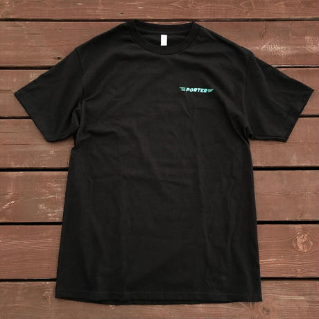 PORTER SKATE SHOP - S/s Logo Tee -