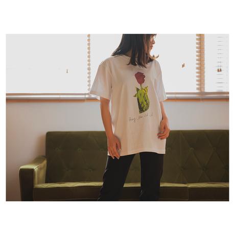 T-shirt / Bury the old world