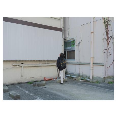 Big Hoodie / Matte Flower 01