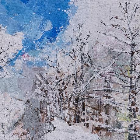 旅景色・冬 , 2020