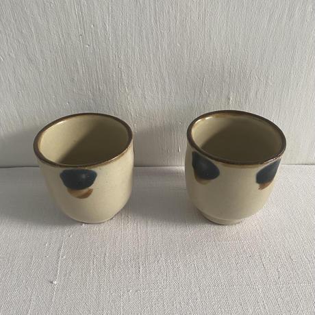 ノモ陶器製作所 湯のみ