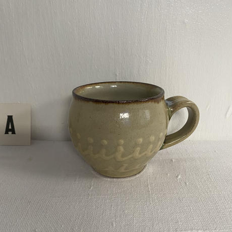 ヒネモスノタリ マグカップ