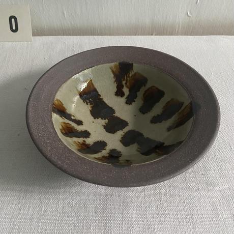 深貝工房 5寸鉢(フチ付)