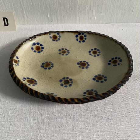 陶藝玉城 オーバル皿