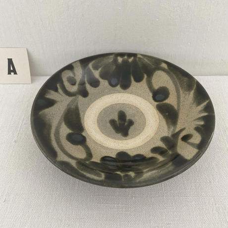 横田屋窯 6寸皿