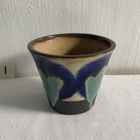 ノモ陶器製作所 5寸植木鉢