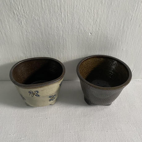 陶藝玉城 5寸植木鉢