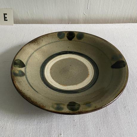 陶器工房 風香原 7寸皿