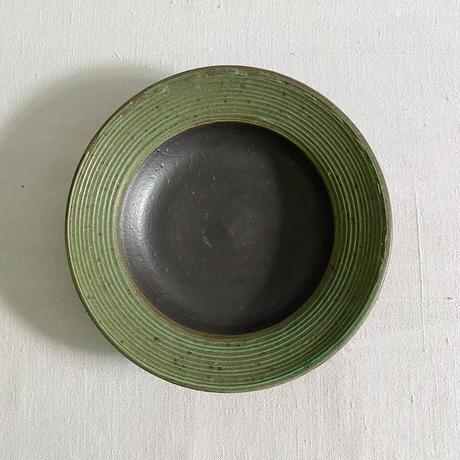 一翠窯 8寸リム皿