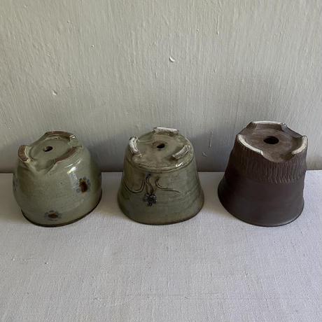 陶藝玉城 4寸植木鉢