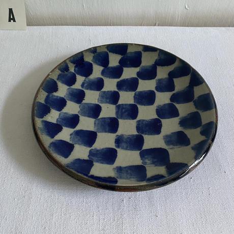 深貝工房 7寸皿