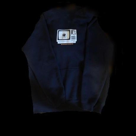 HUMAN ERROR  pullover parka