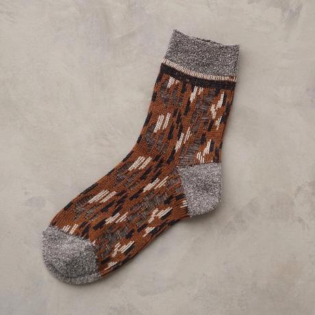bark jacquard <brown>