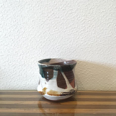 ● Japanese Modern POT -Green- No.01