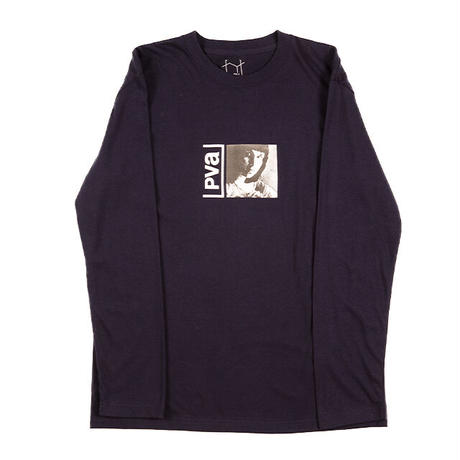 Cinema L/S Tee (Navy)