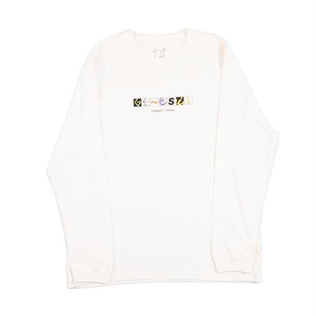 Genesis L/S Tee (White)