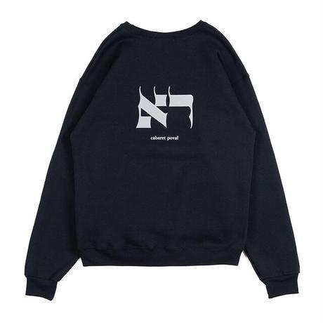 Lev Crewneck Sweatshirt (Black)