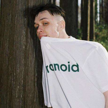 Paranoid Tee (White)