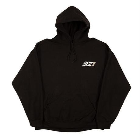 Durrell Hooded Sweatshirt (Black)