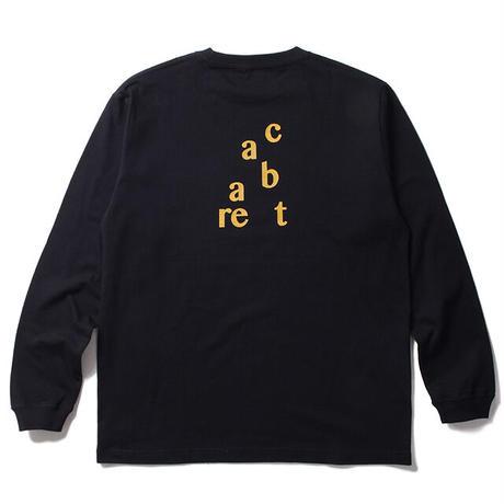 VC LS Tee / Black