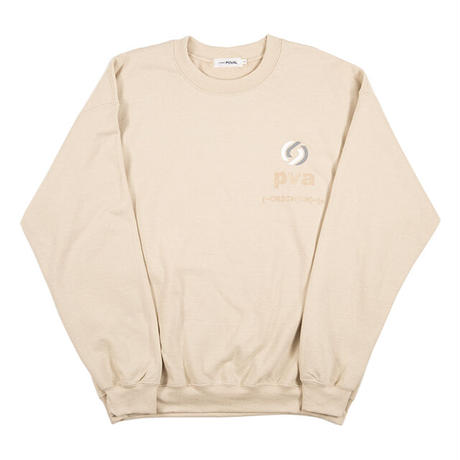 Rational Crewneck Sweatshirt (Sand)