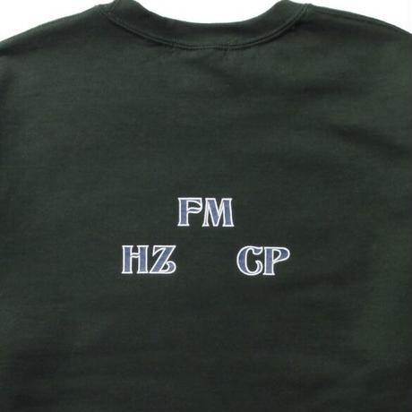 Ethiopia Crewneck Sweatshirt / Green