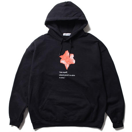 Void Hooded Sweatshirt / Black