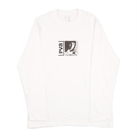 Cinema L/S Tee (White)