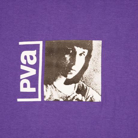Cinema L/S Tee (Purple)