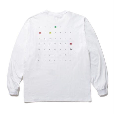 Lost Archive L/S Tee (White)