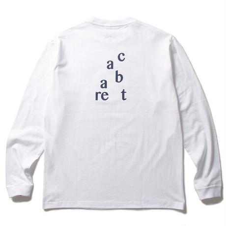 VC LS Tee / White