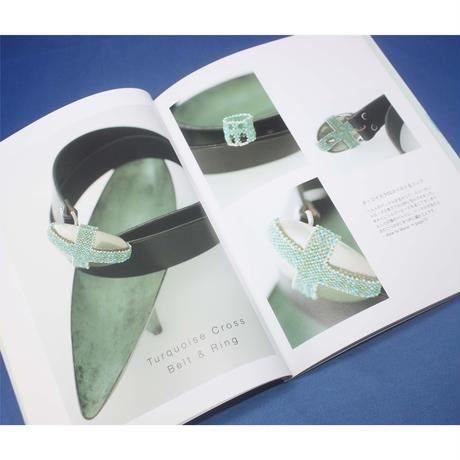 ビーズジュエリー・エッセンス 日柳佐貴子 文化出版局