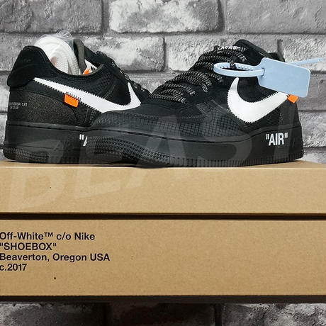 NIKE OFF-WHITE THE TEN AIR FORCE 1 LOW AO4606-001 ナイキ オフホワイト エアフォース