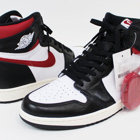 NIKE AIR JORDAN 1 RETRO HIGH OG 555088-061 GYM RED 31cm