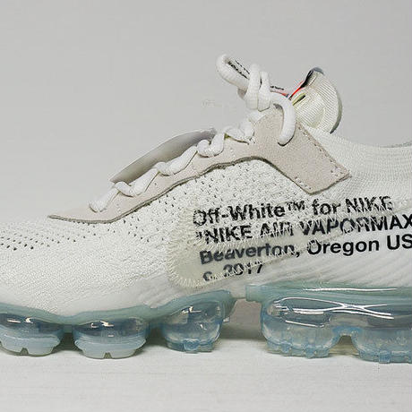 NIKE THE TEN AIR VAPORMAX OFF-WHITE AA3831-100 US9 ナイキ ザテン ヴァイパーマックス