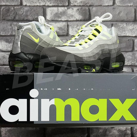 the best attitude 9d7c5 bfca5 NIKE AIR MAX 95 OG NEON 554970-071 2018年 ナイキ エア...