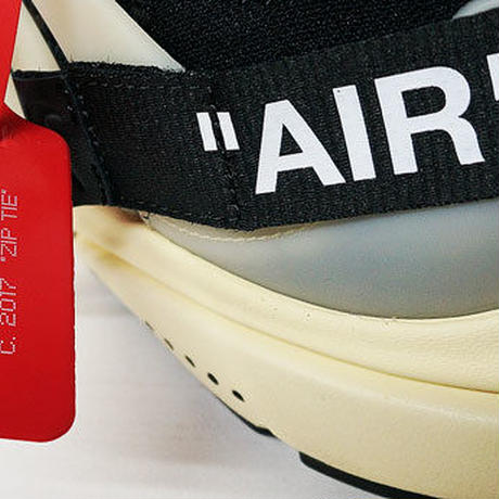 NIKE OFF-WHITE THE TEN AIR PRESTO AA3830-001 28CM ナイキ エアプレスト